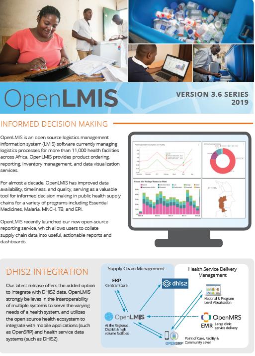Interoperability - OpenLMIS